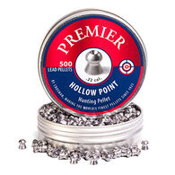 Crosman Premier 22 Cal. 14.3 Grain Lead HP Pellet (500)