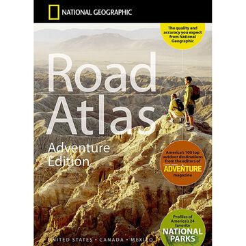 National Geographic Road Atlas - Adventure Edition