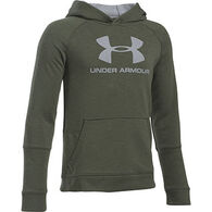 Under Armour Boys' Sportstyle Iso Hoody