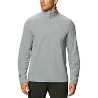 Mountain Hardwear Men's Microchill 2.0 Zip Fleece T-Shirt