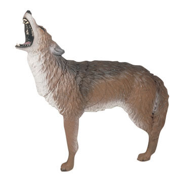 Delta McKenzie Howling Coyote 3D Small Game Archery Target