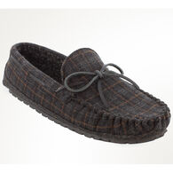 Minnetonka Men's Casey Slipper Moccasin