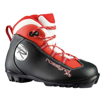 Rossignol Childrens X-1 JR NNN XC Ski Boot - 14/15 Model