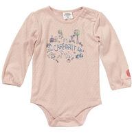 Carhartt Infant Girl's Carhartt Life Long-Sleeve Bodyshirt