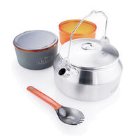 GSI Outdoors Glacier Stainless Ketalist Cook System