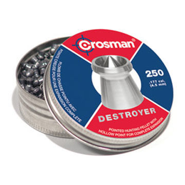 Crosman Destroyer 177 Cal. Pellet (250)