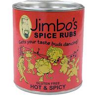 New England Cupboard Hot & Spicy Spice Rub, 6.5 oz.