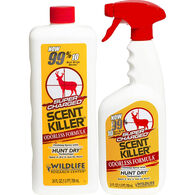 Wildlife Research Center Super Charged Scent Killer 24/24 Combo