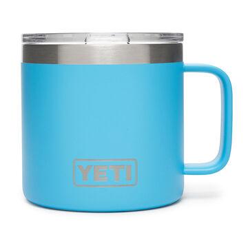 YETI Rambler 14 oz. Stainless Steel Vacuum Insulated Mug