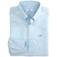 Southern Tide Men's Belmont Estate Check Long-Sleeve Shirt