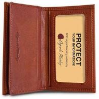 Osgoode Marley Men's RFID Gusset Card Case