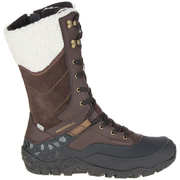 Merrell Womens Aurora Tall Ice+ Waterproof Winter Boot