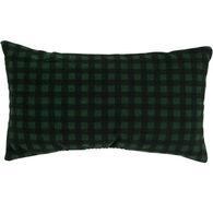 Maine Balsam Fir Buffalo Check Neck Pillow