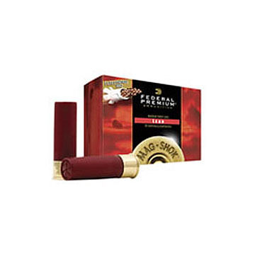 "Federal Premium Mag-Shok Lead High Velocity 20 GA 3"" 1-5/16 oz. #6 Shotshell Ammo (10)"