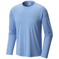 Columbia Men's PFG Zero Rules Cooling Long-Sleeve Shirt