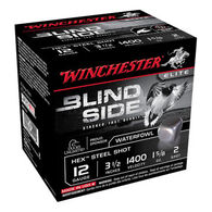 "Winchester Blind Side 12 GA 3-1/2"" 1-5/8 oz. #2 Shotshell Ammo (25)"
