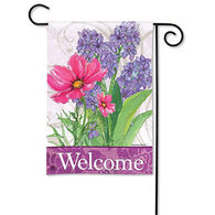 BreezeArt Garden Bouquet Garden Flag