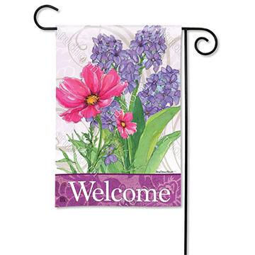 BreezeArt Garden Bouquet Garden Flag