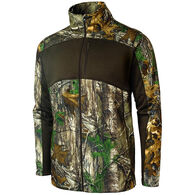 Terramar Sports Men's Beast Predator Full Zip Shirt