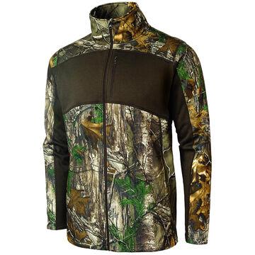 Terramar Sports Mens Beast Predator Full Zip Shirt