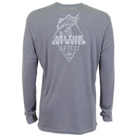 AFTCO Men's Frogger DriRelease Performance Long-Sleeve Shirt