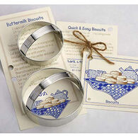 Ann Clark Tin Cookie Cutter - Biscuit Set