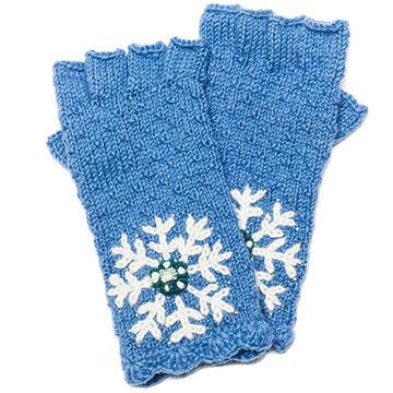 Icelandic Design Womens Nisha Fingerless Glove