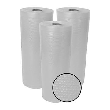 "Weston 8"" x 22' Vacuum Bag Roll - 3 Pk."
