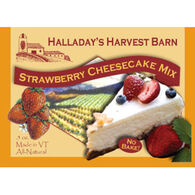 Halladay's Harvest Barn Strawberry Cheesecake Mix