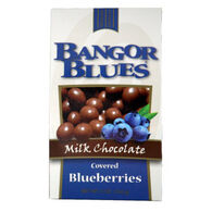 Cape Cod Specialty Foods Bangor Blues Milk Chocolate Covered Blueberries, 5 oz.