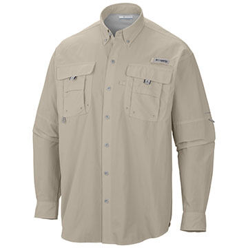 Columbia Men's Big & Tall Bahama Long-Sleeve Shirt