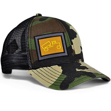 Bigtruck Mens Classic Trucker Hat