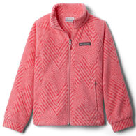 Columbia Girl's Benton Springs II Printed Fleece Jacket