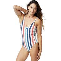 Carve Designs Women's Villa One-Piece Swimsuit