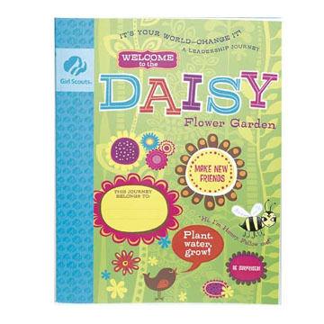Girl Scouts Daisy Flower Garden Journey Handbook