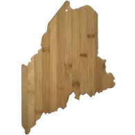 Totally Bamboo Maine Cutting & Serving Board