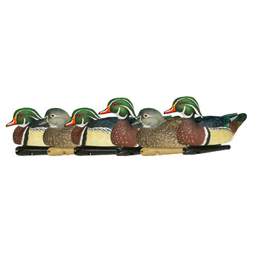 Avian-X Topflight Wood Duck Decoys - 6 Pack