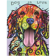 Dog is Love Journal by Dean Russo