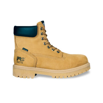 Timberland PRO Mens 6 Waterproof - 200g. Insulated Steel Toe Work and Saftey Boot