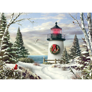 LPG Greetings Sailing On By Boxed Christmas Cards