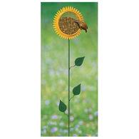 Audubon Sunflower Stake Bird Feeder