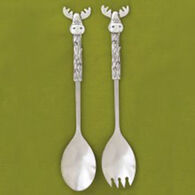 Basic Spirit Moose Salad Server, 2 - Piece Set