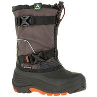 Kamik Boys' Glacial3 Waterproof Insulated Boot