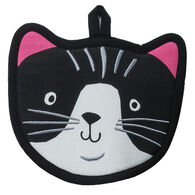 Kay Dee Designs Crazy Cat Shaped Potholder