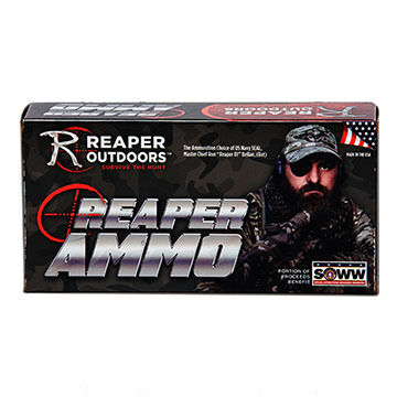 Reaper Outdoors 308 Winchester 168 Grain A-Max Rifle Ammo (20)