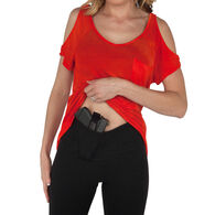 Glock Women's Concealed Carry Original Crop Length Legging
