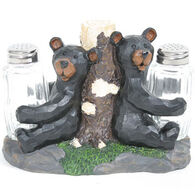 Slifka Sales Co Bear Salt And Pepper Set, 3 Piece