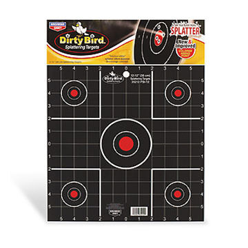 Birchwood Casey Dirty Bird Sight-In Target - 12 Pk.