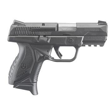 Ruger American Pro Model 9mm 3.55 10-Round Pistol