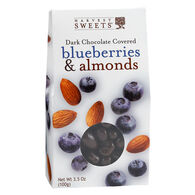 Cape Cod Provisions Dark Chocolate Covered Blueberries & Almonds